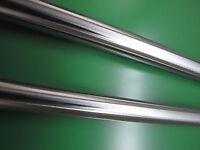 ETGCR15-8 mm Linearwelle gehärtet aus GCR15 verchromt 8 mm Durchmesser ,500 mm