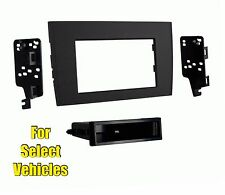 Car Stereo Radio Install Dash Face Trim Bezel Kit for some 2003-14 Volvo XC90