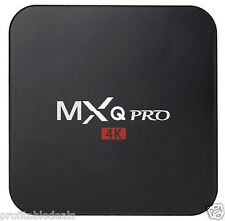 MXQ PRO Android 5.1 TV Box Quad Core Set Top Box XBMC Kodi 4K Wifi RK3229