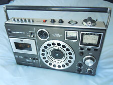 Rare National Panasonic R-5410B 4 Band Radio Cassette Boombox Made In Japan GWO