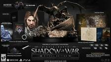 Middle-Earth Shadow of War Mithril Edition (PC)
