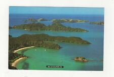 Bay Of Islands New Zealand 1993 Postcard 477a