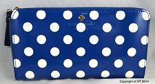kate spade new york CARLISLE STREET LACEY PRINT DOT CONTINENTAL WALLET