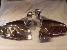 Honda Goldwing GL1800 Chrome Front Fender Covers Years 2012-2015 /45-1695