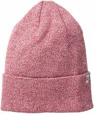 Volcom Men's Heathers Rolled Over Beanie Feathered Knit Acrylic Snowboard Winter