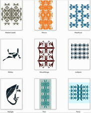 Graphic Arts Design Patterns Licenses Fashion Fabric Tile Inlay Wallpaper Carpet