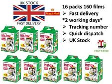Fujifilm Instax Mini 160 White Film for Fujifilm Mini 7s/8/25/50/90/70