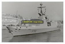 rp8950 - French Navy Warship - La Fayette F710 - photo 6x4