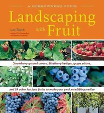 Landscaping With Fruit: Strawberry ground covers, blueberry hedges, gr-ExLibrary