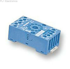 FINDER   90.21SMA   SOCKET, DIN/SURFACE, 11 PIN, RELAY
