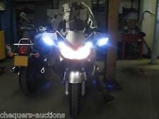 Honda ST1300 Pan European Clear Turn Signal / Indicator / DRL Switchback Kit