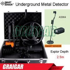 AS964 2.5M depth underground metal detector Gold and silver treasure instrument
