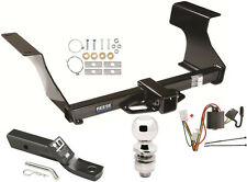 COMPLETE TRAILER HITCH PACKAGE W/ WIRING KIT FITS 2009-2013 SUBARU FORESTER NEW