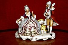 Antique Rare Carl Schneider Erben German Porcelain Figurine 1859