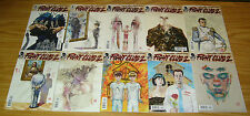 Chuck Palahniuk's Fight Club 2 #1-10 VF/NM complete series + game +bookmark+more