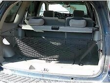 Envelope Style Trunk Cargo Net for Envoy Trailblazer Rainier Saab 9-7x Bravada