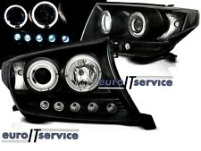 NUOVO COPPIA FARI ANTERIORI LPTO33 TOYOTA LAND CRUISER FJ200 2007-12 ANGEL EYES