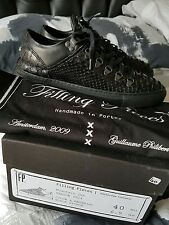 Filling pieces black Friday python skin mountaun cut eu 40 uk 7 balenciaga kith