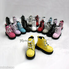 Mimi Collection MSD DOC 1/4 Bjd Obitsu 60cm Doll Boots High Hill Shoes YELLOW