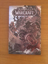 World of Warcraft Blizzcon Edition Wildstorm HC Hardcover Book