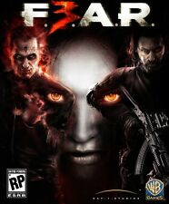 FEAR 3 PC [Steam CD Key] No Disc/Box, Region Free     Fast Dispatch