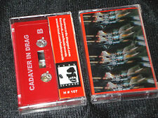 CADAVER IN DRAG Breaking And Entering CASSETTE noise rock josh lay wolf eyes NEW