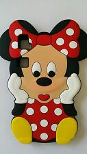 ES- PHONECASEONLINE FUNDA S MINNIE RED PARA BQ E6