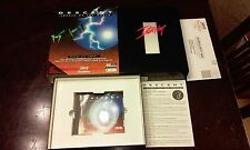 Descent Levels of the World BIG BOX Vintage Computer Game INTERPLAY Gamers