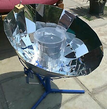 PARVATI Solar Cooker, Solar Oven, Grill, ECO-FREINDLY COOKING WITH SOLAR ENERGY