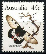 Australia 1981-3 SG#795, 45c Wildlife Definitive, Butterfly MNH #D35835