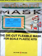 Eduard 1/32 JX097 Canopy Mask for the Revell Eurofighter Typhoon single seat kit