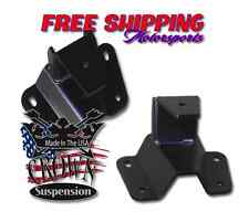 "Crown Suspension 1973-1986 Ford F100 F150 2"" Lowering Drop Hangers Kit"
