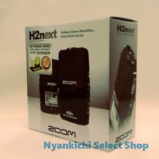 ZOOM H2n Handy recorder linear PCM recorder  Color Black from Japan New