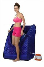 New Portable Therapeutic Steam Sauna Bath Lose Weight - Fat - Pain Relieves
