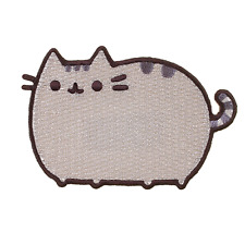 Pusheen Patch Iron Sew On Official Pusheen the Cat Gift UK Seller