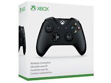 OFFICIAL MICROSOFT Xbox One Latest Wireless Controller with 3.5MM Jack Black