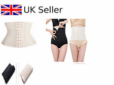 extra large NUDE Breathable Waist Tummy Belt Sport Body Shaper Trainer  Corset