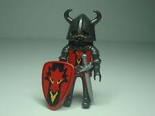 Caballero Dragon Playmobil Medieval Castillo Fuego Rey Principe Guerrero Rojo