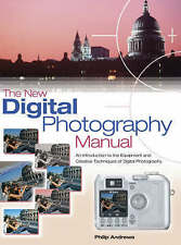 The New Digital Photography Manual, 1844423697, Very Good Book