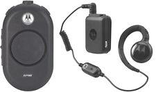 Motorola CLP1060 Two Way Radio Walkie Talkie with BLUETOOTH Headset Included!