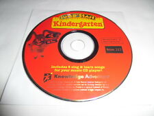 Jump Start Kindergarten PC CD Computer game JumpStart Educational Win Mac 2.5.2
