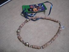 "GEMSTONE 15"" NECKLACE ~ Very Nice"