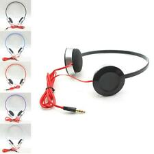 3.5mm Sport Stereo Headphone Earphone Headset For iPhone Samsung HTC MP3/4 iPod