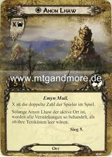 Lord of the Rings LCG  - 1x Amon Lhaw  #084
