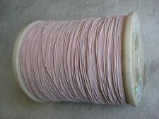Litz wire 660/46 for crystal radio coil Loop anten 60' Single Layer
