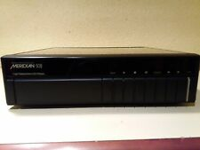 MERIDIAN 508 CD PLAYER (SOLD FOR PARTS/REPAIR/RESTORATION ONLY)