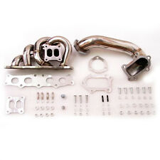 "91-94 MR-2 MR2 SW20 3SGTE 3S CT26 Turbo Exhaust Turbo Manifold+ 3"" Downpipe"