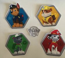 Paw Patrol - Iron On Fabric Appliques
