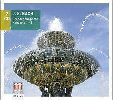 HELMUT/KAMMERORCHESTER BERLIN KOCH - BRANDENBURGISCHE KONZERTE 1-6 2 CD NEU