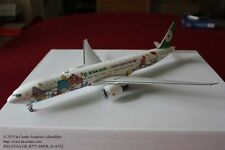 Phoenix Model Eva Air Boeing 777-300ER Kitty Shining Star Diecast Model 1:200